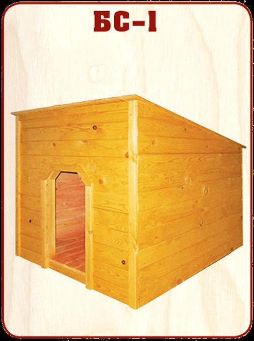 готовые будки для собаки от производителя