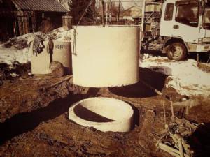 заказать водопровод из колодца в коттедж
